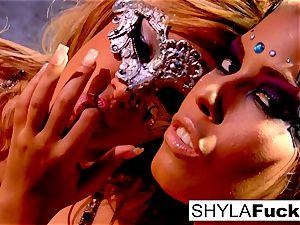 Shyla and Bridgette are a brilliant match