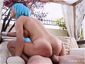 costume play lollipop liking cougar Cherie Deville smashed firm in the ass