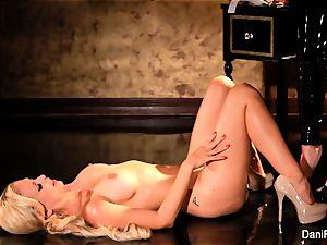 Cherie DeVille gets predominated by Dani Daniels