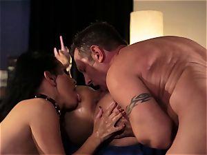Vicki pursue and Katrina Jade want more than hump