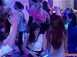 boner riding party female