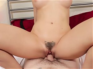 Chanel Preston got facial cumshot popshot