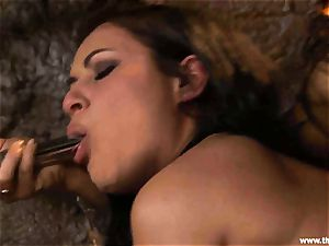 Alluring Charley chase gets fucktoy fucked by Lisa Ann