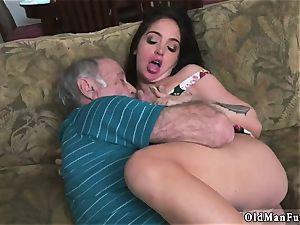 steamy female burping gonzo Frannkie s a swift learner!
