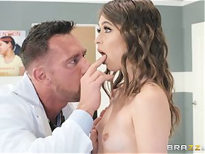 railing hard-on fixes Riley Reid
