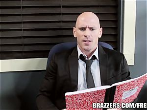 Brazzers - Brianna makes the finest of class