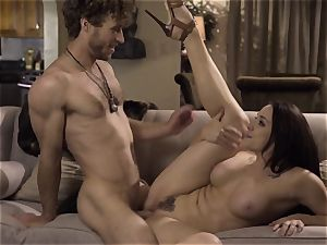 Spoiled pt two Chanel Preston gets her super hot snatch handled