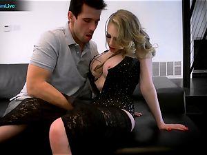 super-sexy Kagney Linn Karter luvs fuckin'