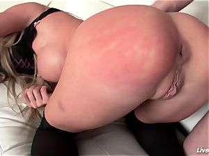 LiveGonzo Amy Brooke In enjoy With anal action