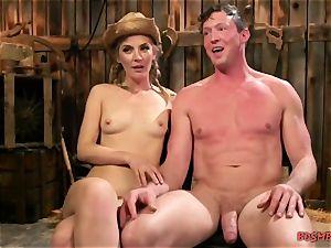 nasty cowgirl in face-sitting porn scene