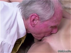 older dude nubile anal hd Ivy impresses with her yam-sized bosoms and rump