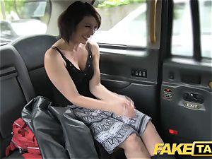 fake cab cab aficionado finally gets infamous spear