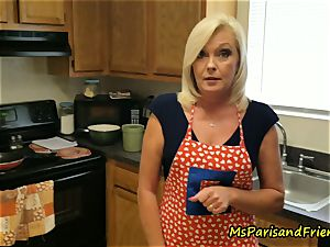 Ms Paris Rose in Taboo Tales of aunt Paris