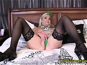 St Patrick's Day mother sonnie Taboo