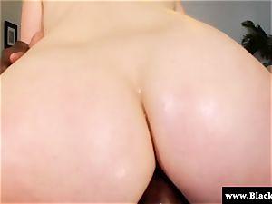 Jodi Taylor multiracial ass boinking