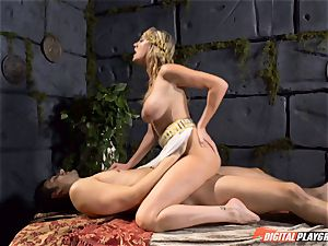 Brett Rossi knows how to heal an anxious man meat