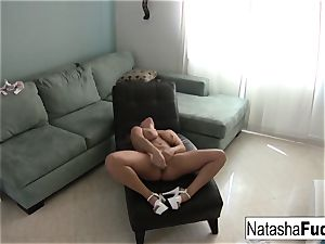 Natasha likes a tiny alone time by herself