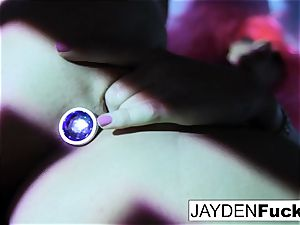 Jayden luvs to have stunning fun